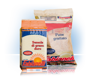 Semolino    Pane grattato