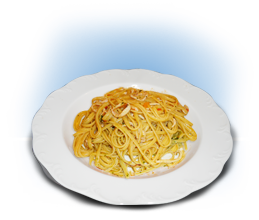 Linguine cun su Muscareddu